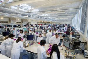 London Met's science superlab